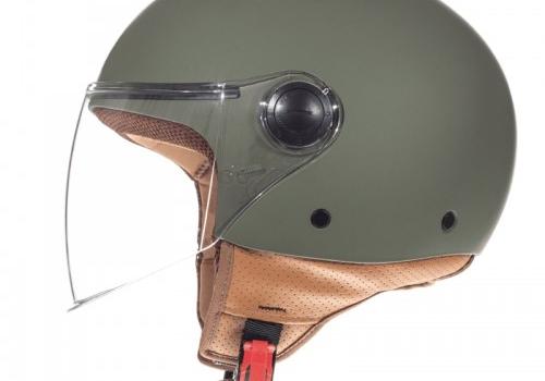 Κράνος MT Street military mat rubber
